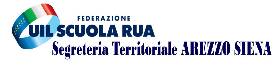 Federazione UIL Scuola RUA Arezzo Siena